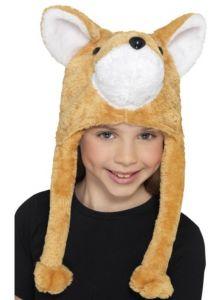 Caciula cu urechi vulpe sau vulpoi