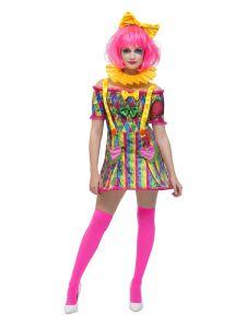 Costum halloween clown Fever   XS
