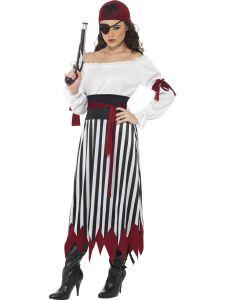 Costum pirat dama   S