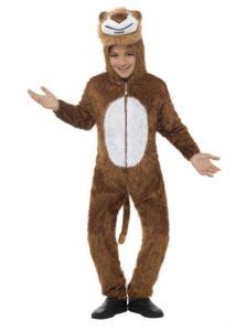 Costum leu copii plus   120 cm (5-6 ani)