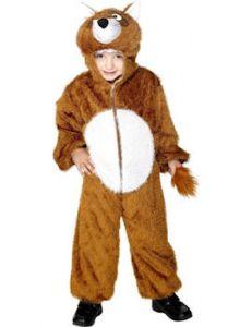 Costum vulpoi copii   120 cm (5-6 ani)