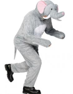 Costum elefant adult   L