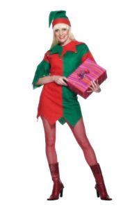 Costum elf dama economic   L