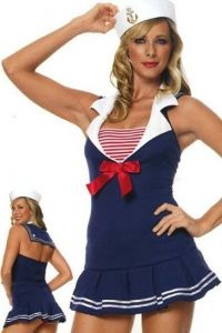 Costum marinarita cadet Leg Avenue   XS