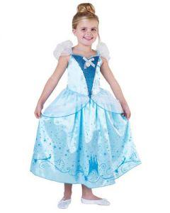 Costum Disney Cenusareasa Deluxe   120 cm (5-6 ani)