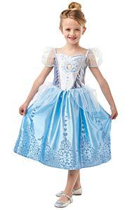 Costum Disney Cenusareasa copii   120 cm (5-6 ani)