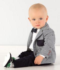 Costum Botez - Yachting Baby   86 cm (16-22 luni)