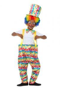 Costum clown copii   130 cm (6-7 ani)
