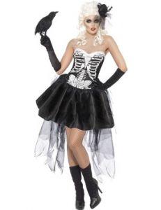 Costum schelete Skelly   S