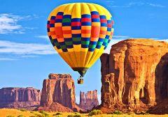Fototapet Startonight Balon cu aer, luminos in intuneric, 1.83 x 1.28 m