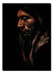 Tablou DualView Startonight Indian, luminos in intuneric, 20 x 30 cm