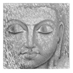 Tablou Alb-Negru Abstract Startonight, Descopera India, luminos in intuneric, 80 x 80 cm