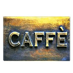 Tablou DualView Startonight Caffe, luminos in intuneric, 60 x 90 cm