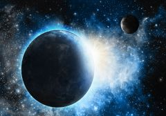 Fototapet Startonight Cosmos, luminos in intuneric, 3.66 x 2.56 m