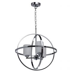 Lustra, MW-LIGHT, Loft, 285010303, crom