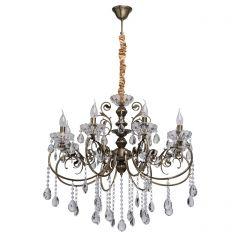 Lustra, MW-LIGHT, Classic, 373013808, metal