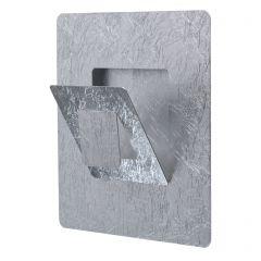 Aplica, RegenBogen, Techno, 452022401, Argintiu