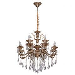Lustra, MW-LIGHT, Classic, 482014912, auriu