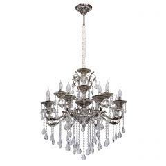 Lustra, MW-LIGHT, Classic, 482015412, argintiu