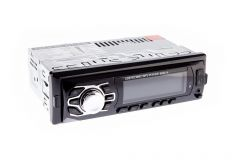 Radio auto MP3 Player SoundVox™ 302U, USB, SD, AUX, RCA, panou frontal detasabil, telecomanda