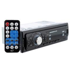 Radio cu MP3 Player BigShot 305 pentru Masina, cu Telecomanda, Negru