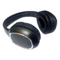 Casti Bluetooth Soundvox™ YS-BT9957 cu microfon, Over The Ear, Radio FM, Negru
