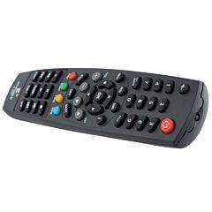 Telecomanda Universala pentru Receptor Satelit DIGI HD, H-007, cu Functiile Telecomenzii Originale, Negru