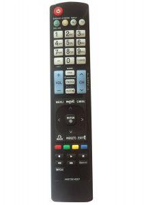 Telecomanda Universala Pentru TV LG, RM-266, Negru
