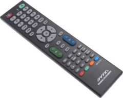 Telecomanda Universala RM-014S+, cu Functii Multimedia, Negru