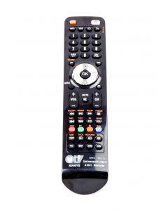 Telecomanda universala cu functie invatare 4in1 URC1387EL pentru televizor, DVD, BluRay player, SAT Receiver