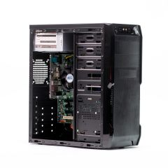 Sistem PC Tower457, Intel CoreI5 4570, 8GB RAM, HDD 2TB + tastatura & mouse