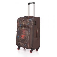 Troler Colage Red 77X46X30 Cm Lamonza