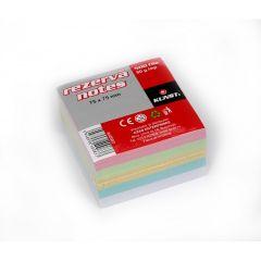 Rezerve cub notes hartie