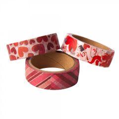 Banda Adeziva Decorativa Valentine Kunst