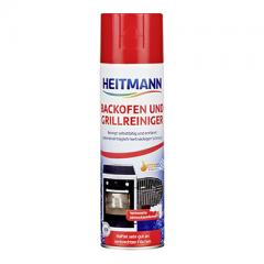 Spuma activa pentru curatarea cuptorului si gratarului, Heitmann, 500 ml