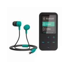 Player Mp4 Energy Sistem, S426461, Bluetooth, 8 GB, FM, Touch, Verde