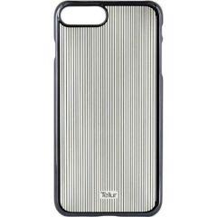 Husa de protectie Tellur Hardcase pentru iPhone 8 Plus / iPhone 7 Plus, Vertical Stripes