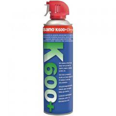 SPRAY INSECTICID CU AEROSOL SANO K600 IMPOTRIVA INSECTELOR ZBURATOARE, 500 ML