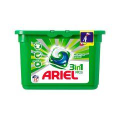 Detergent capsule Ariel 3in1 Pods Mountain Spring - 15 spalari