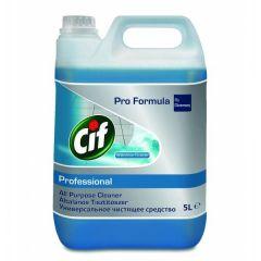 Detergent Universal Cif Professional  Brilliance Ocean 5L