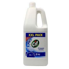 Crema Cif Professional  pentru curatat suprafetele din  bucatarie  2L