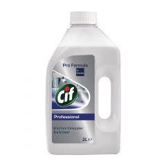 Detergent Cif Professional detartrant pentru bucatarie 2L