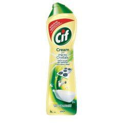Cif Cream Lemon Original cu micro-cristale  500ml