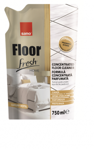 Detergent pardoseli Sano Floor Fresh Luxury Hotel Rezerva 750 ml