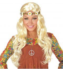 Peruca Hippie-Medievala
