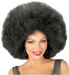 Peruca Afro Neagra