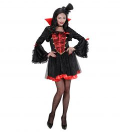 Costum Vampirita Vintage Halloween