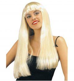 Peruca Fashion Blonda