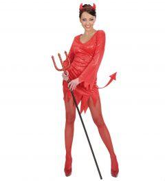 Costum Diavolita Adult Devilicious