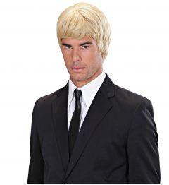 Peruca Paul Blonda